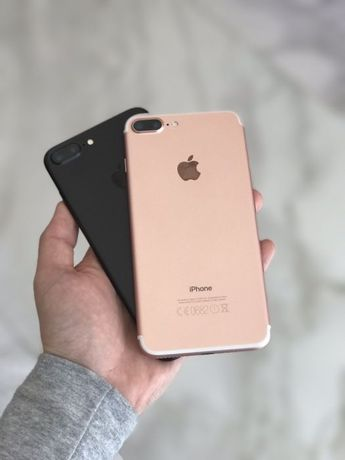 БУ iPhone 7 Plus 32/128/256Gb Black/Rose/Gold/Silver Кредит-0%