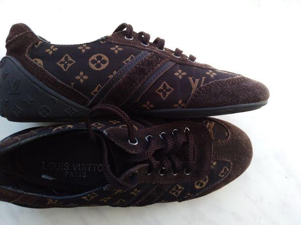 Кроссовки Louiss Vuitton
