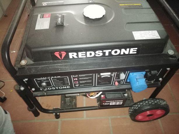 Gerador 5000w redstone