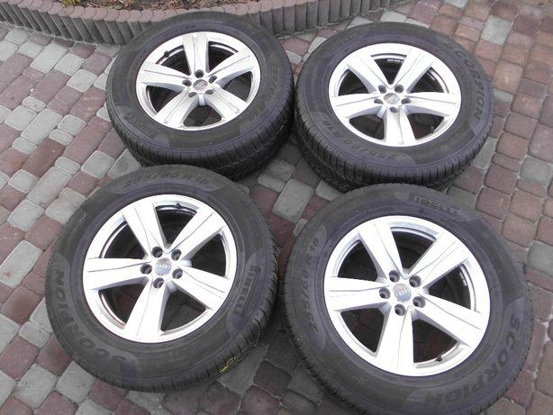 Колеса в сборе R18 Audi Q7 255/60 R18 Pirelli