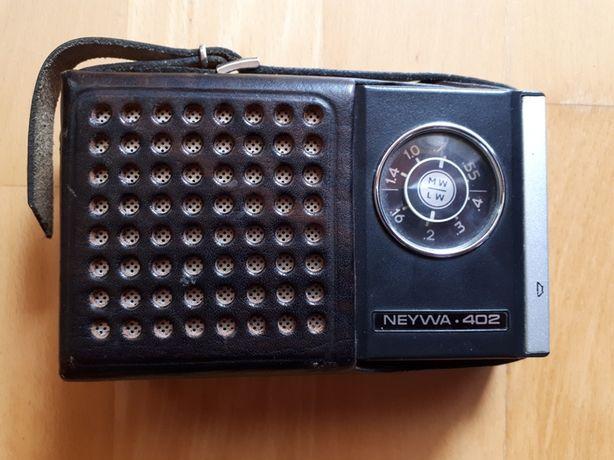 Radio NEYWA 402 z czasów PRL U