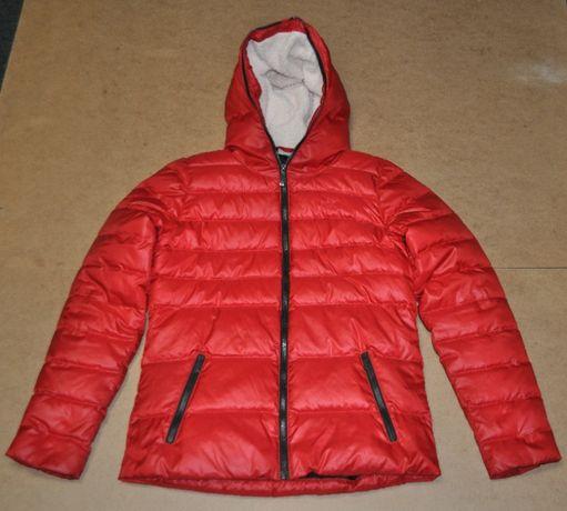 Adidas originals мега теплый пуховик зима женский адидас