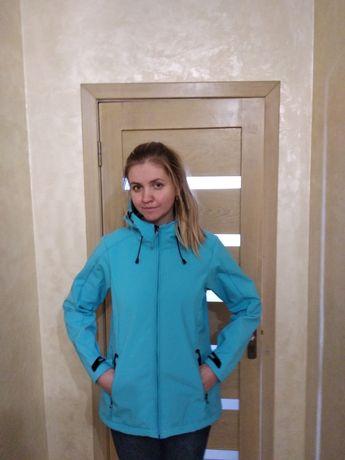 вітрівка Жіноча куртка swither розмір XL