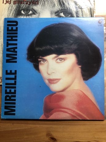 Płyta winylowa Mireille Mathieu r. 1988