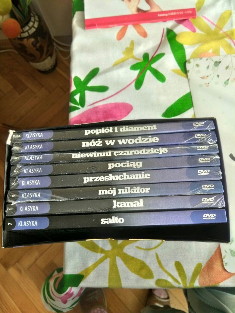 DVD polska klasyka