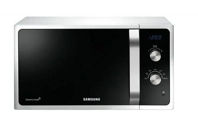 Kuchenka mikrofalowa Samsung MS23F301EAW Gwarancja