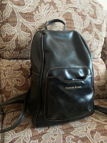 Рюкзак шкіряний
