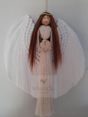 Anioł stróż pamiątka, ślub, chrzest, komunia.
