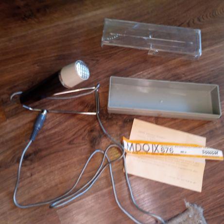 Mikrofon zabytkowy Tonsil