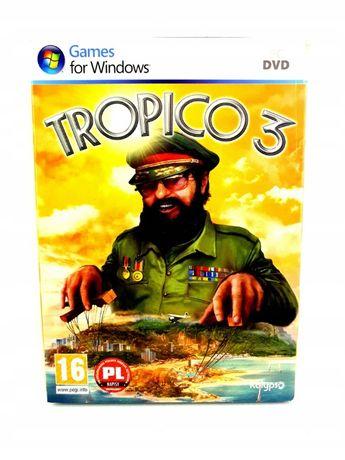 Gra Tropico 3 PC
