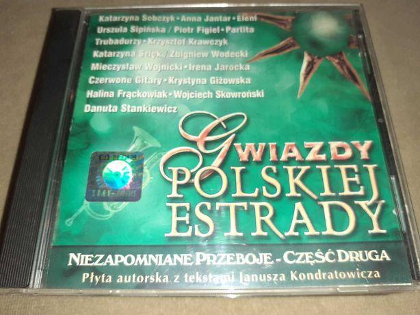 Gwiazdy Polskiej Estrady cz. 2 - Kondratowicz Jarocka Sobczyk Eleni