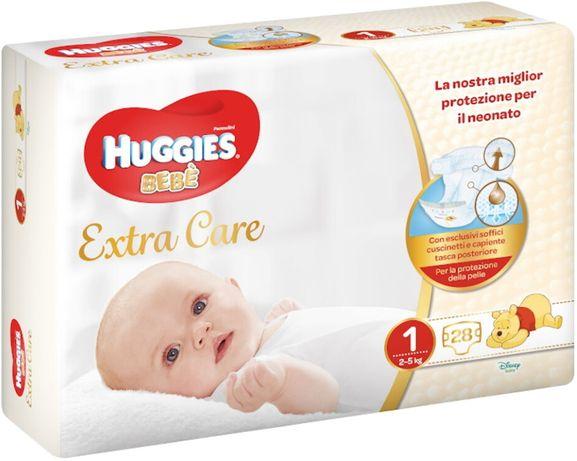 Памперсы Huggies Размер 1 ( 28 штук )