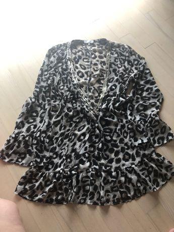 Next tunika sukieneczka plażowa rozmiar 38 uk 10