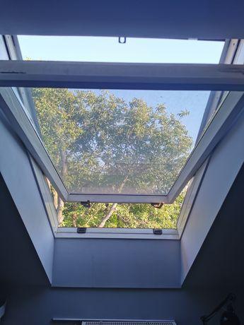 Okna dachowe Fakro 94*140 używane.