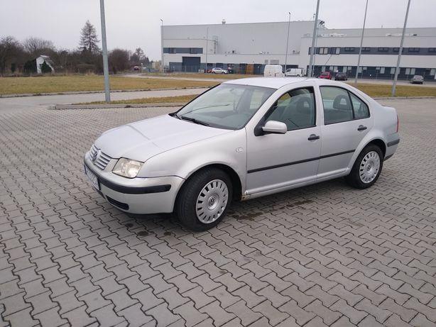 Volkswagen Bora 1,6SR* klimatyzacja* niski przebieg