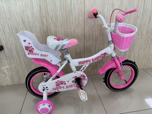 HIT Rowerek dziecięcy rower dla dziewczynki BMX 12cali dla dziecka