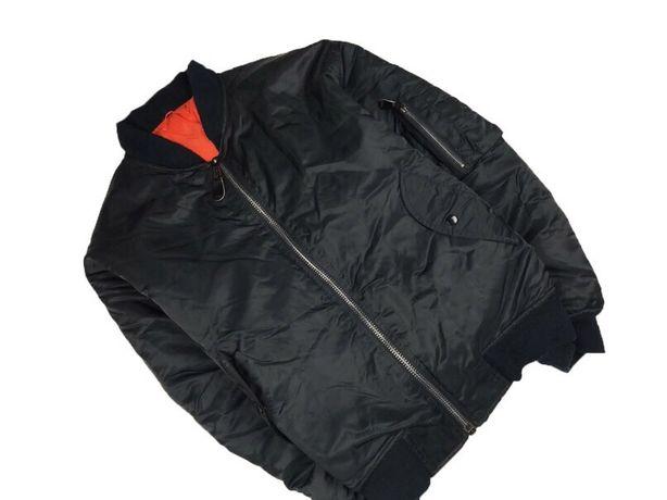 Двусторонняя куртка alpha industries lacoste