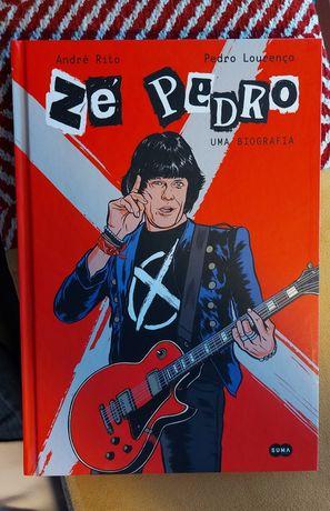 Zé Pedro - uma biografia (portes grátis)