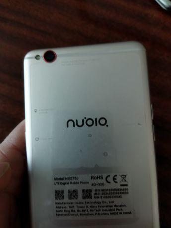 Продаю ZTE Nubia M2 Lite 6000р