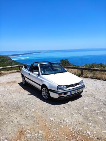 Golf Cabrio 1.9 TDI