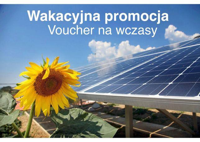 Fotowoltaika panele słoneczne 18 000 zł - 5 kW