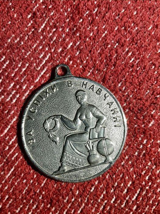 Продам медаль за успіхи в навчанні Радивилов - изображение 1