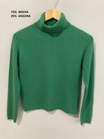 Sweter 75% wełny