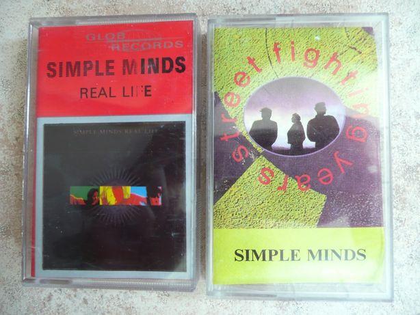 kasety simple minds