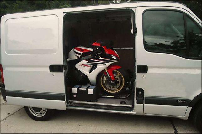 Transporte de motos e moto 4