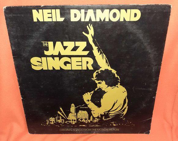 Disco Vinil-Neil Diamon-The Jazz Singer