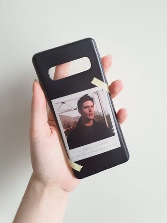 Case na telefon Samsung galaxy s10: Dean Winchester / supernatural