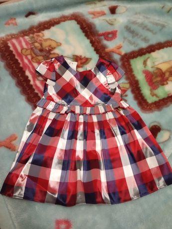 Платье на возраст один год