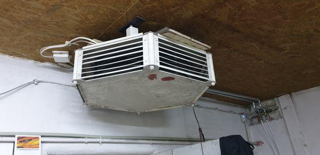 Kurtyna powietrzna nagrzewnica wodna 15.5kw