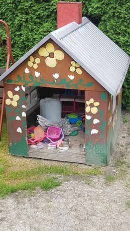 Domek dla dziecka.