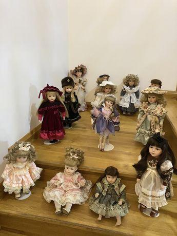 Kolekcja Lalek Porcelanowych