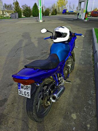 Вихлопні труби Yamaha  XJ600S Diversion
