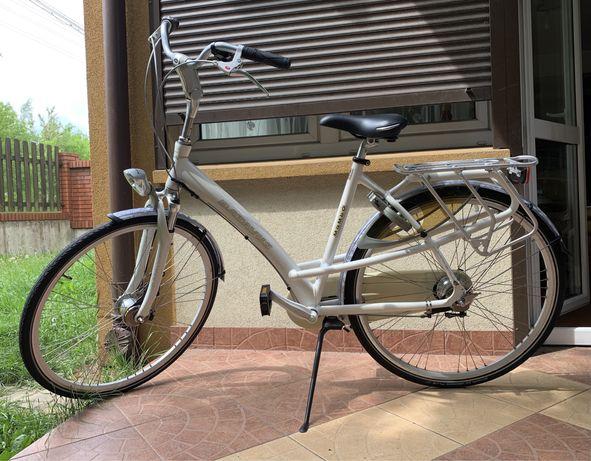 Rower miejski BATAVUS damka