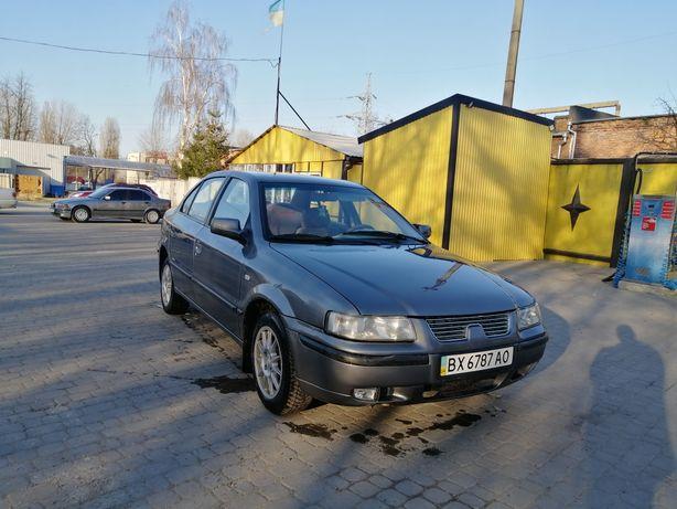Продам авто samand lx 1.6 бензин газ