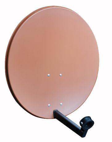 Antena satelitarna 70cm + konwerter