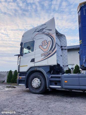 Scania R500 V8  Scania R500 V8