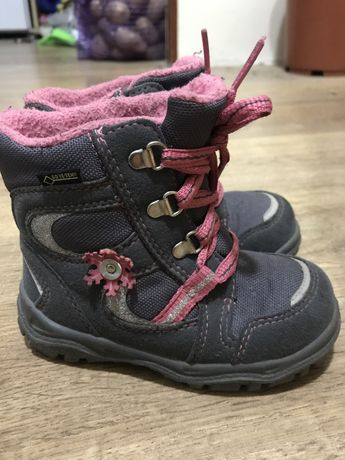 Сапожки сапоги ботинки superfit размер 23 , 14,5 см стелька
