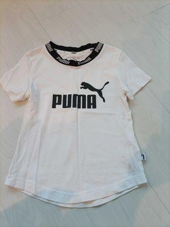 Zestaw Puma 2 koszulki  rozmiar 116 !!!