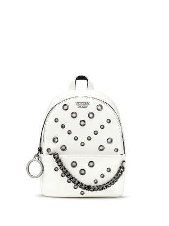 Стильный рюкзак Виктория Сикрет Victoria's Secret белый