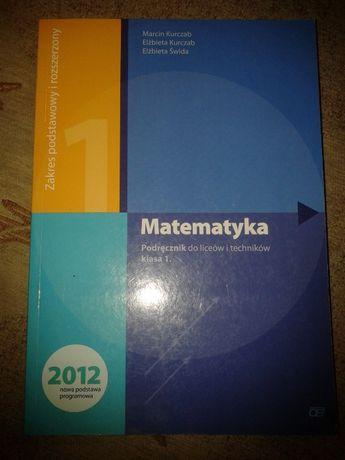 Matematyka zakres rozszetzony podręcznik część 1