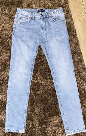 Spodnie jeans Bershka