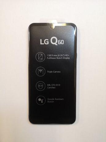 LG Q 60 Nowy czarny