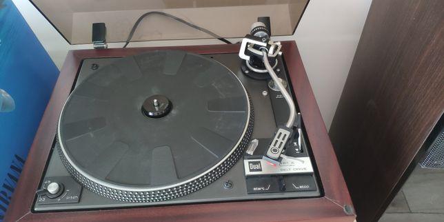 Gramofon dual 481A pełny automat