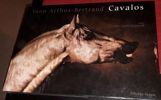 Cavalos - Yann Arthus-Bertrand