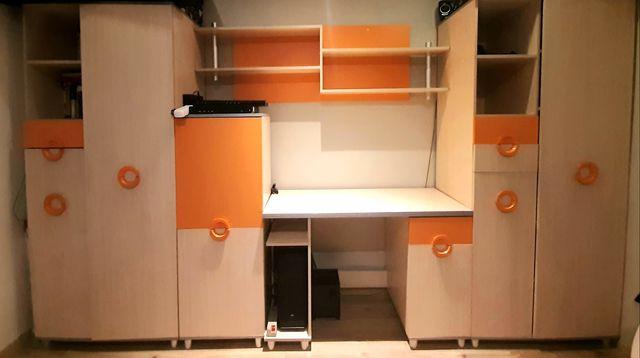 Meble meblościanka biurko komoda szafa szafka półka