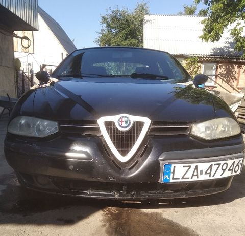 Продам авто Alfa Romeo 156
